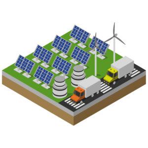 Elektrownie na grunt