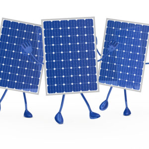Panele fotowoltaiczne (Solarne, Słoneczne )